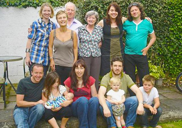 The clan of Donal and Brigid